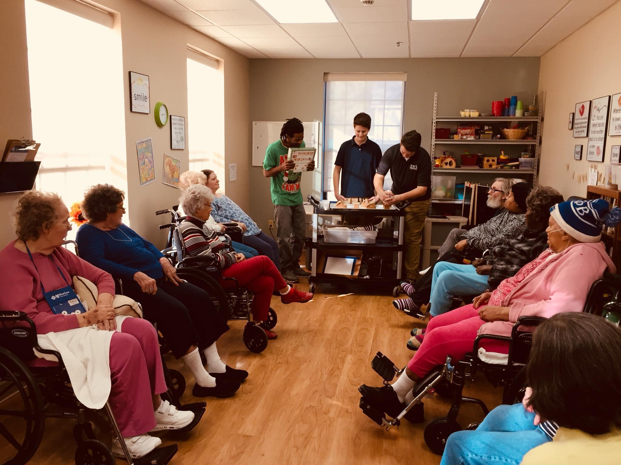 Maplewood Healthcare Center image 2