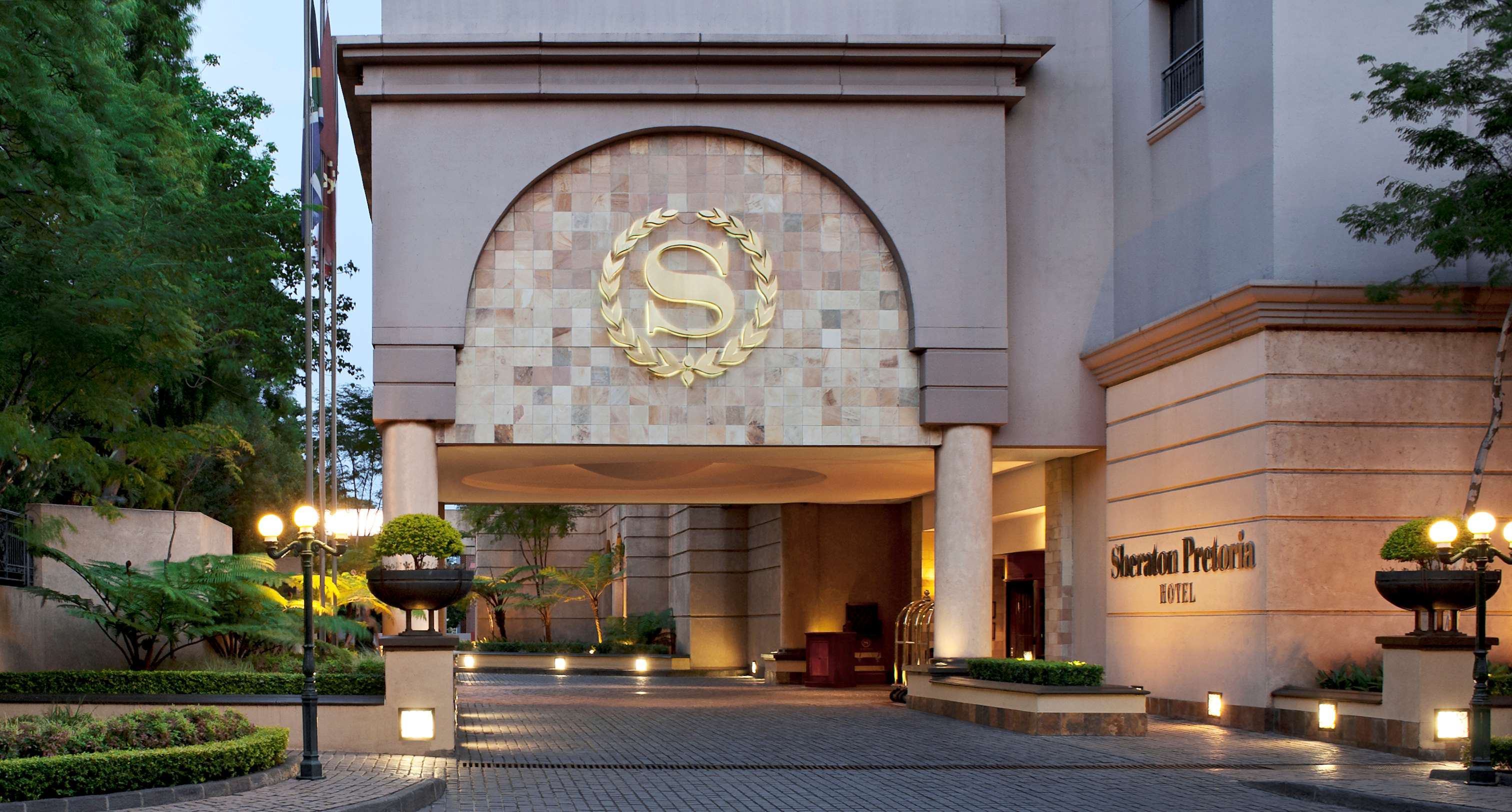 Sheraton pretoria wedding