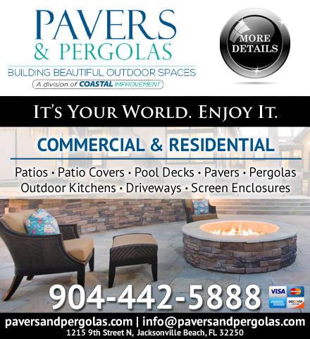 Pavers and Pergolas image 0