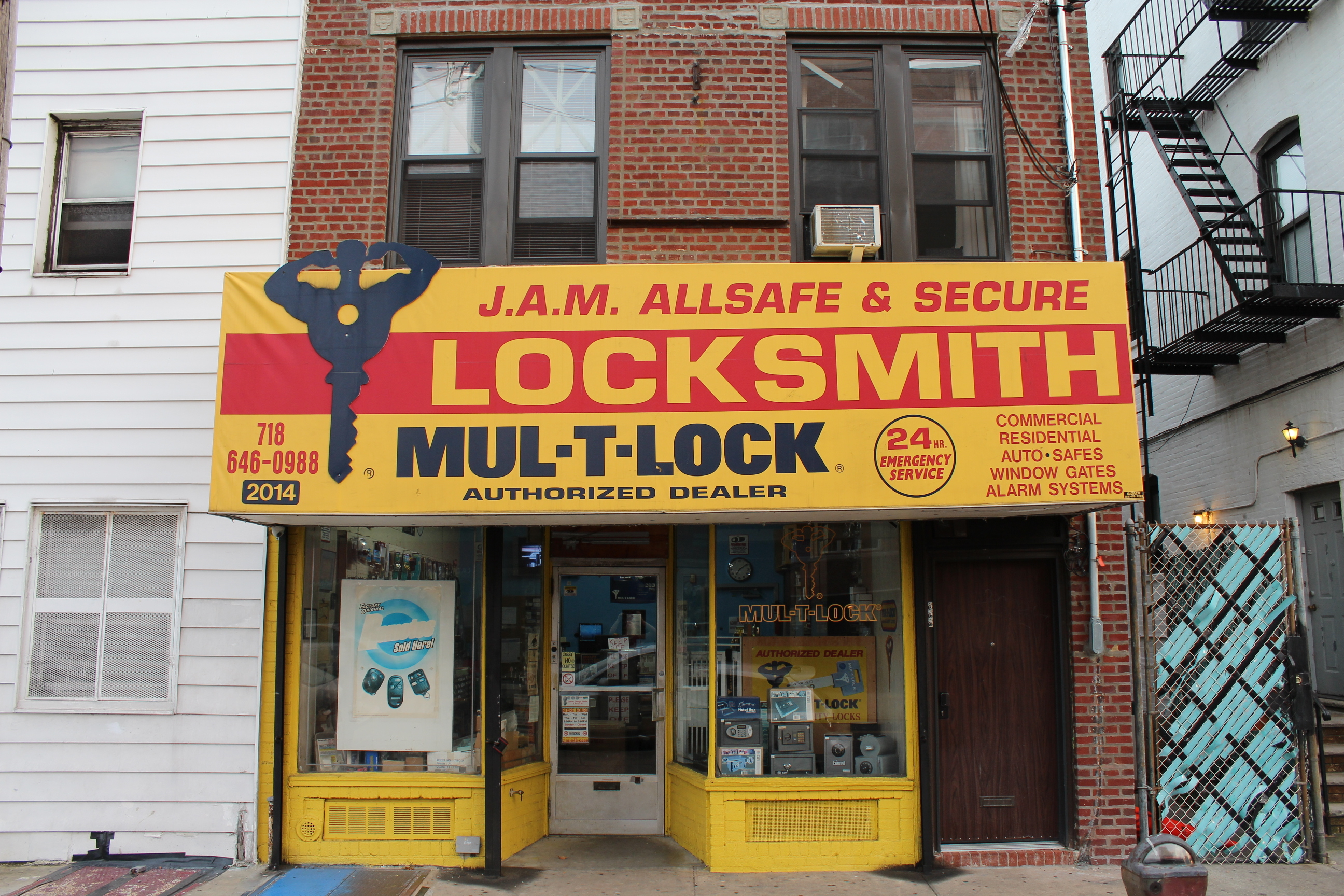 J.A.M. Allsafe & Secure in Brooklyn, NY, photo #2