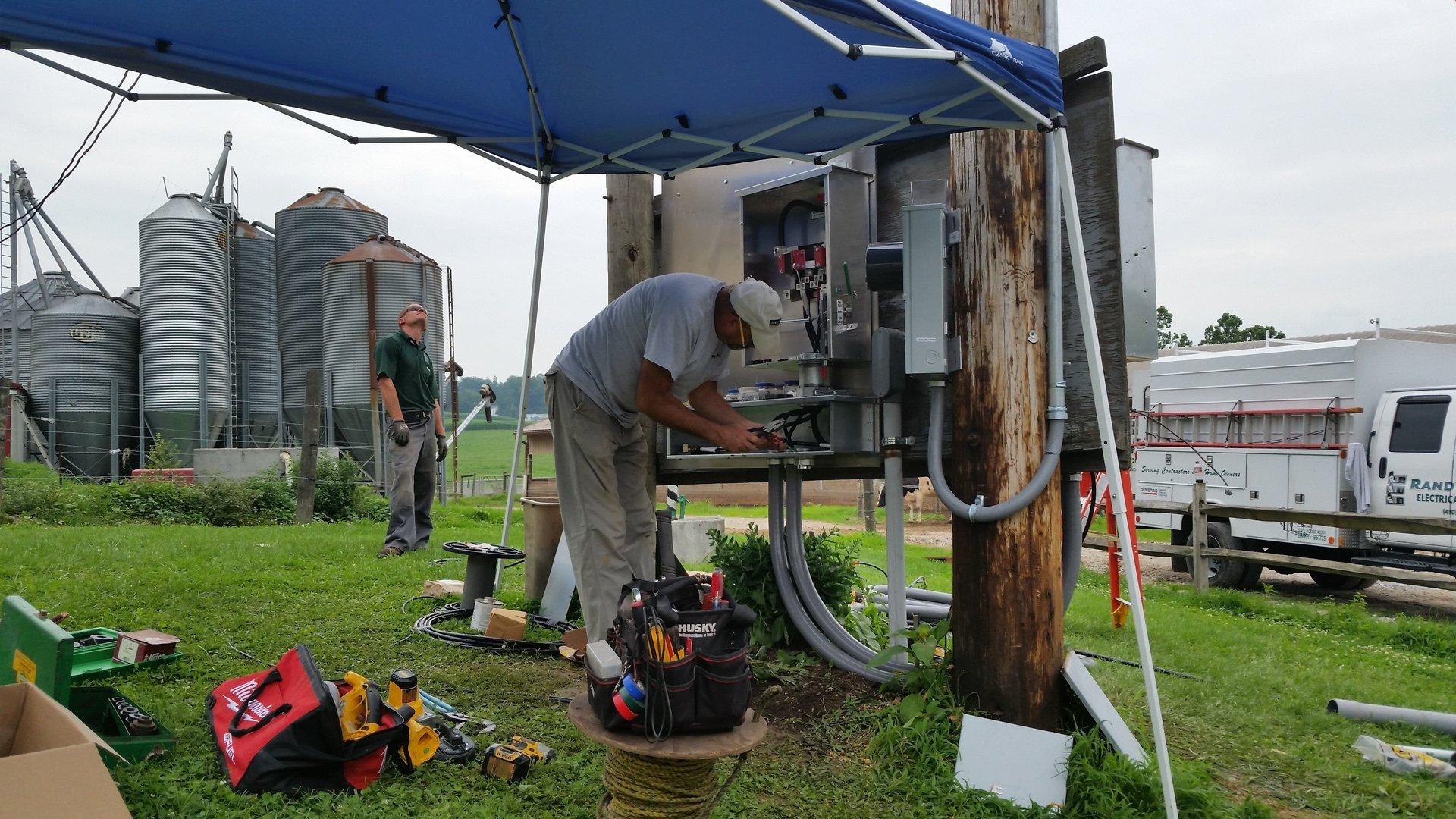 Randy J Seeley Electrical Contractors image 8
