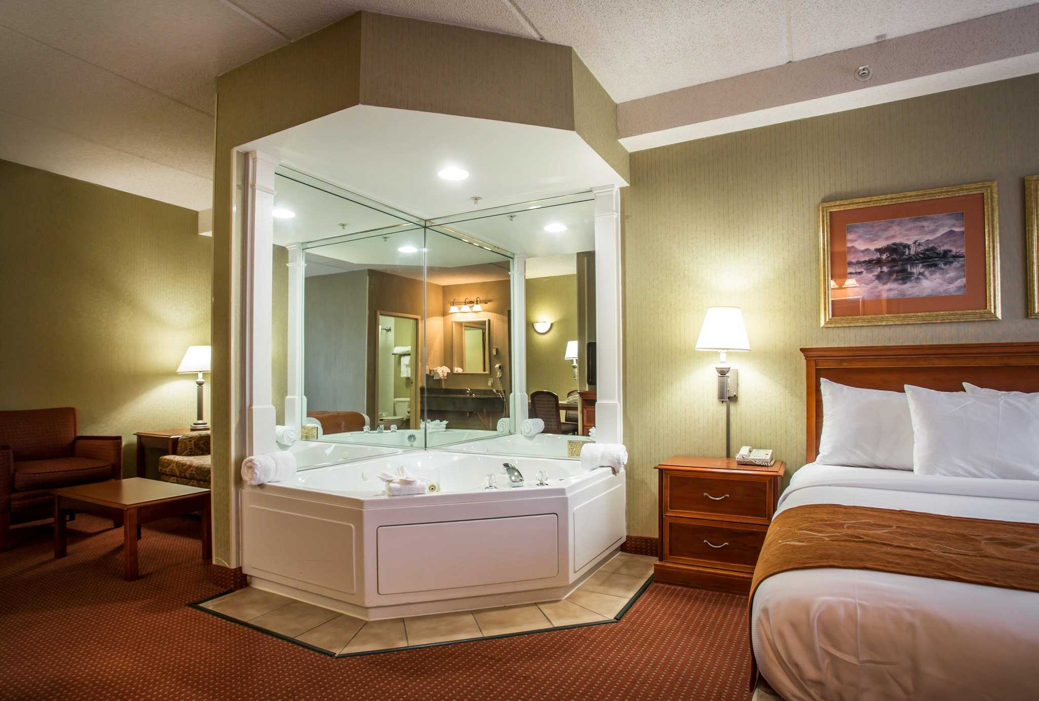 Comfort Suites Northlake image 14