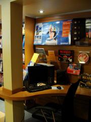 Librairie Michel Fortin à Montréal
