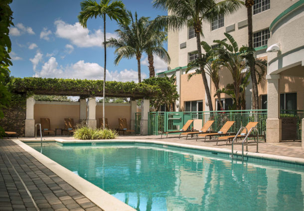 Courtyard by Marriott Fort Lauderdale Airport & Cruise Port image 13