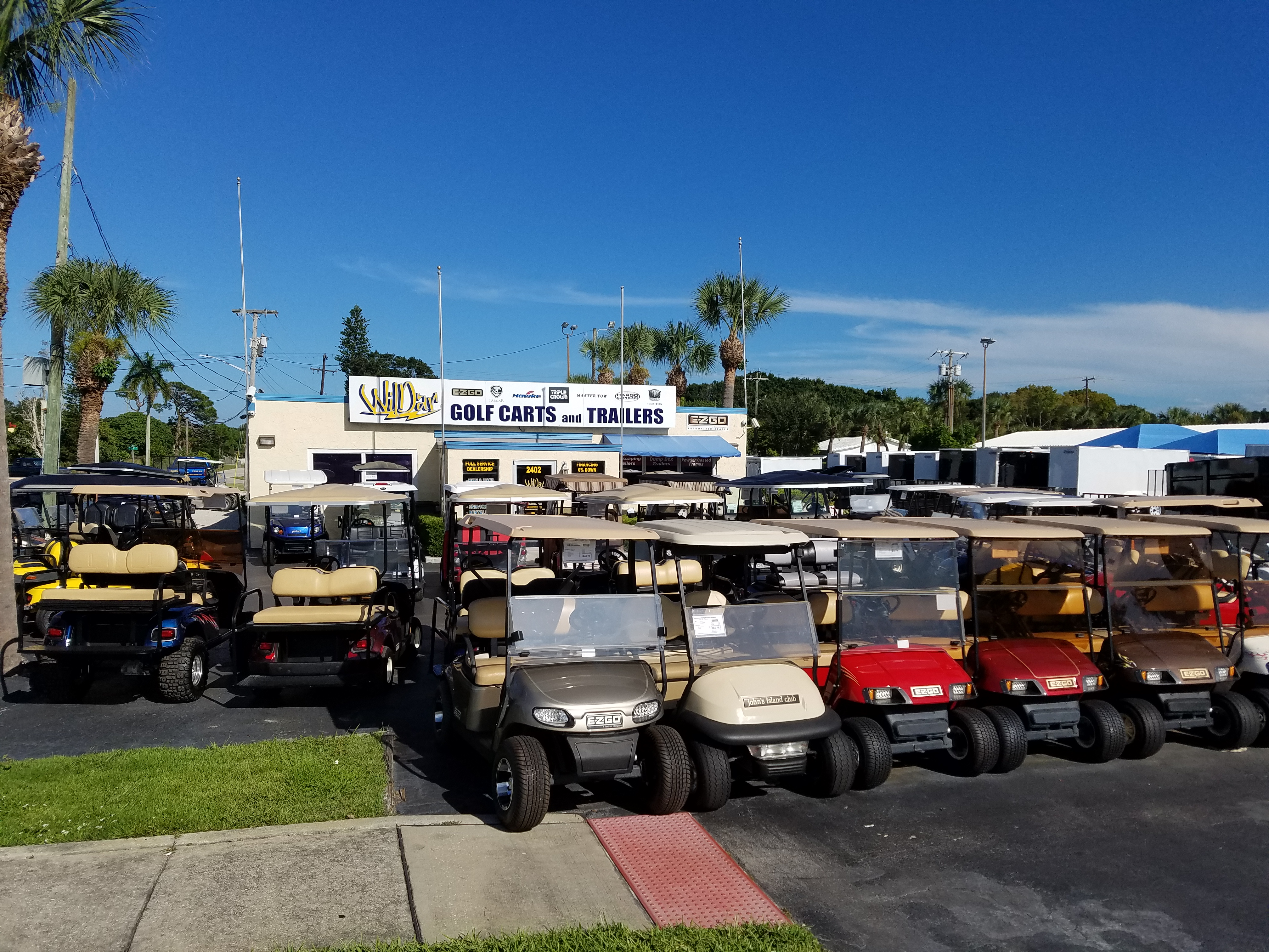 Wildar Golf Carts and Trailers image 9