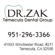 Dr. Zak Temecula Dental Group