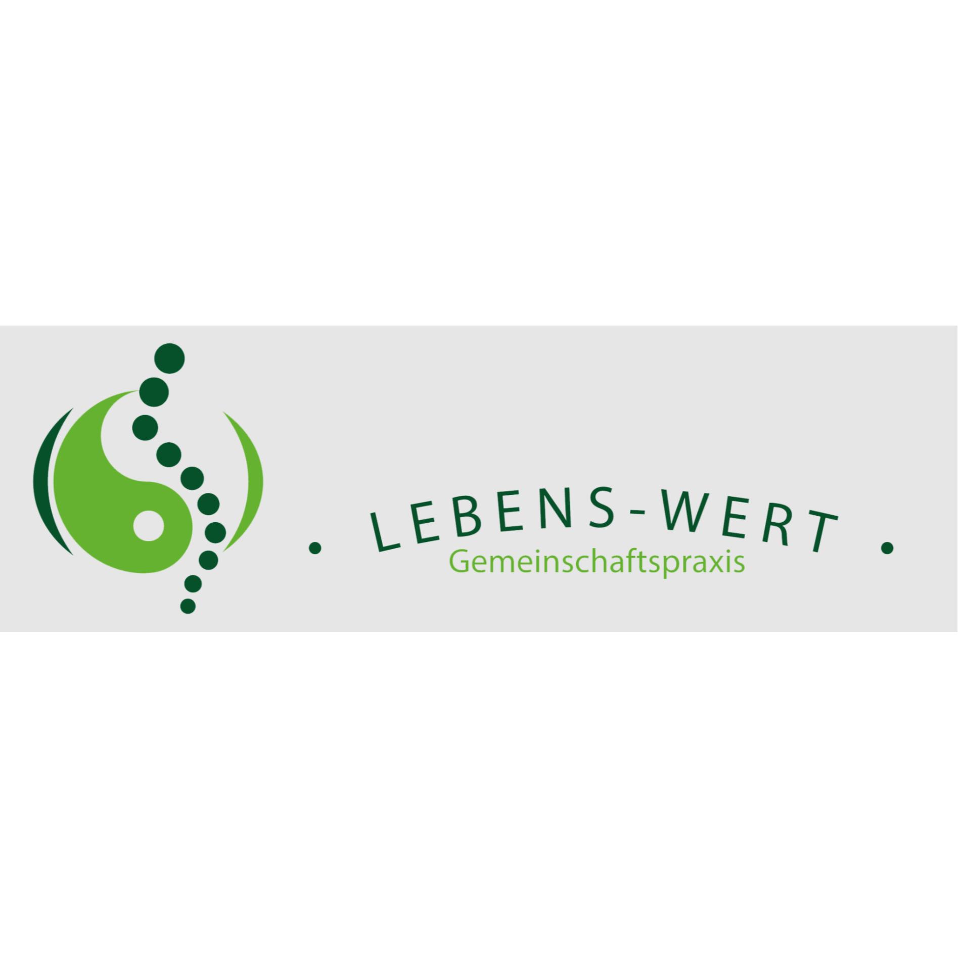 """Logo von Gemeinschftspraxis """"LEBENS-WERT"""""""