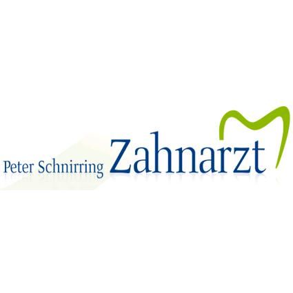 Zahnarzt Peter Schnirring