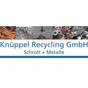 Logo von Knüppel Recycling GmbH Schrott + Metalle