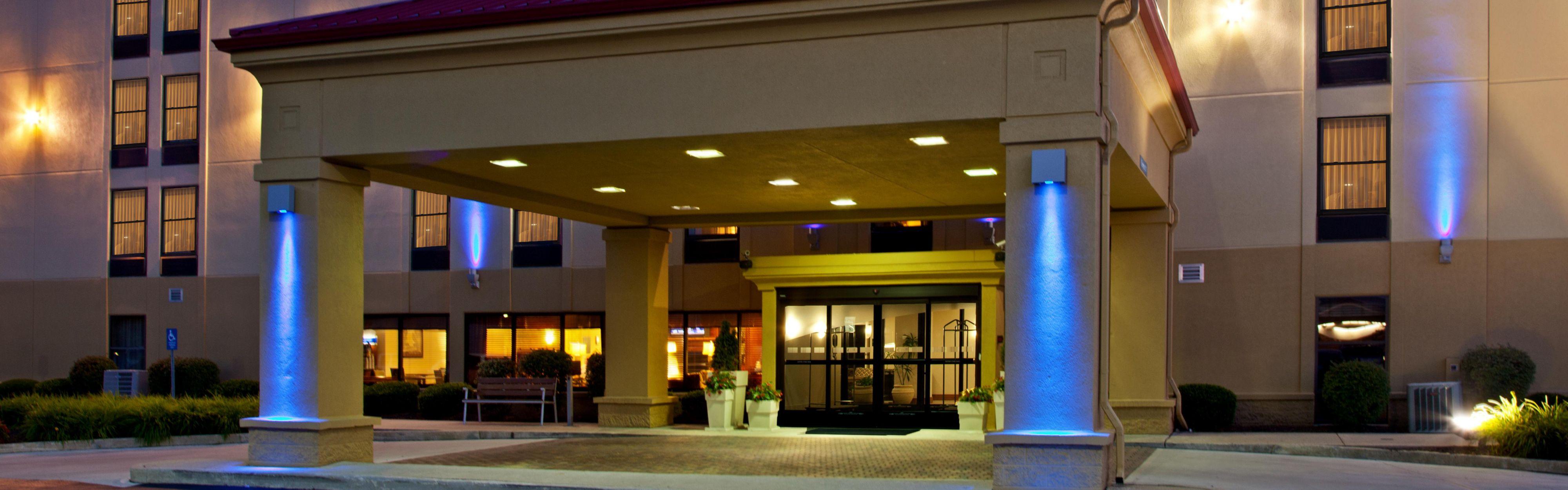 Holiday Inn Express Indianapolis South image 0