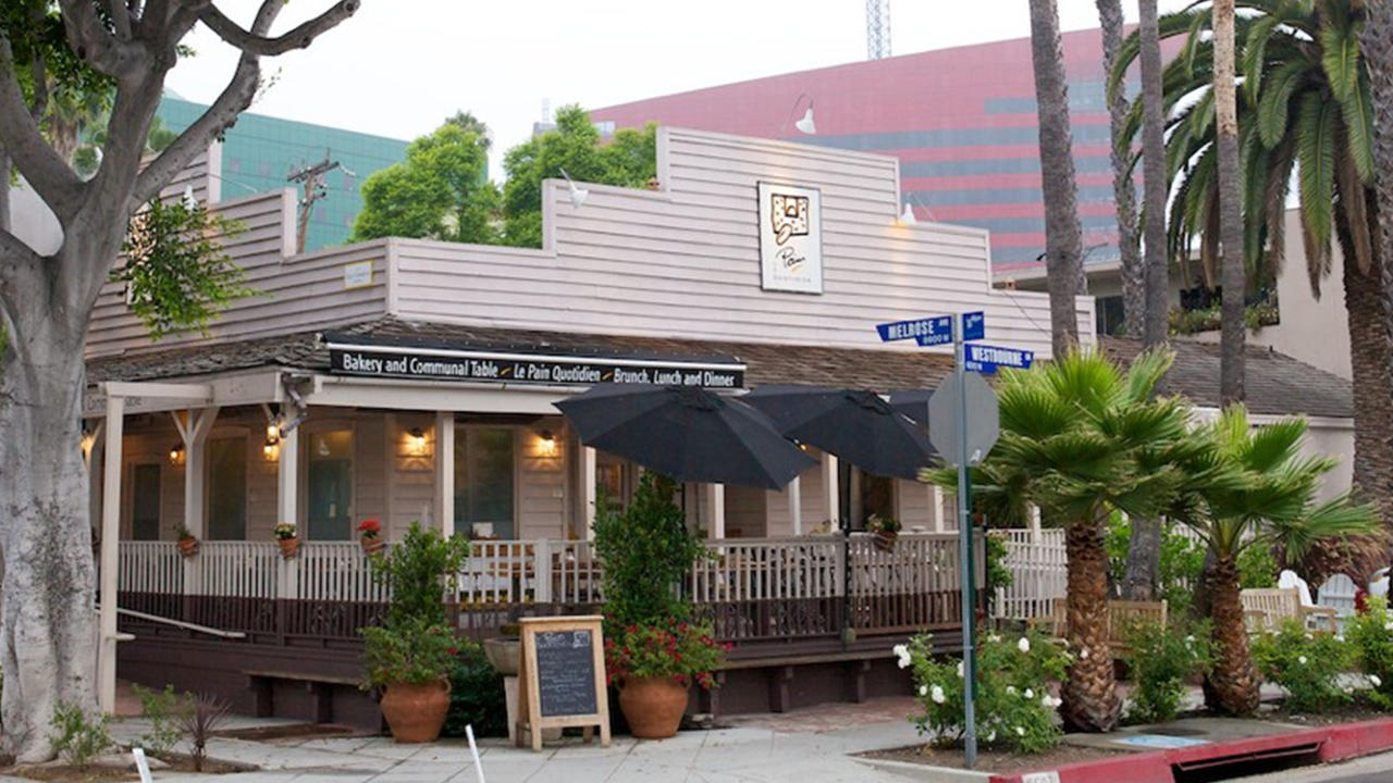Le Pain Quotidien at 8607 Melrose Ave, West Hollywood, CA