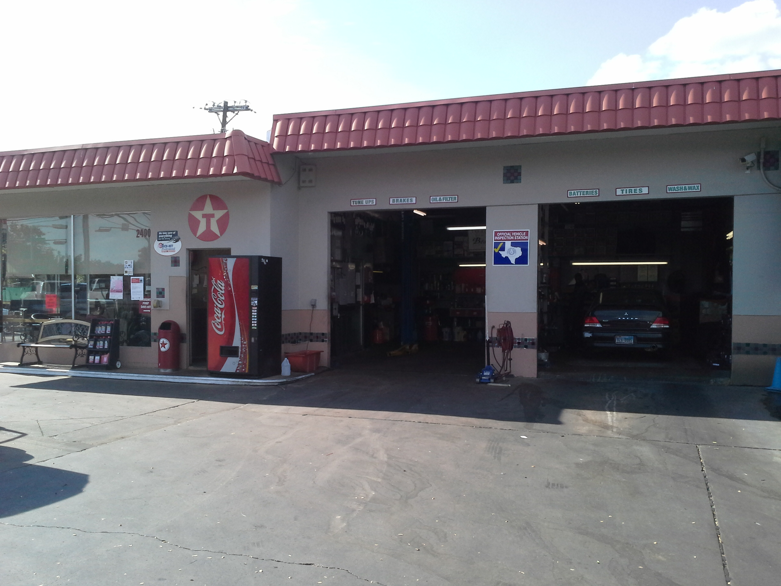 Tarrytown Texaco image 0