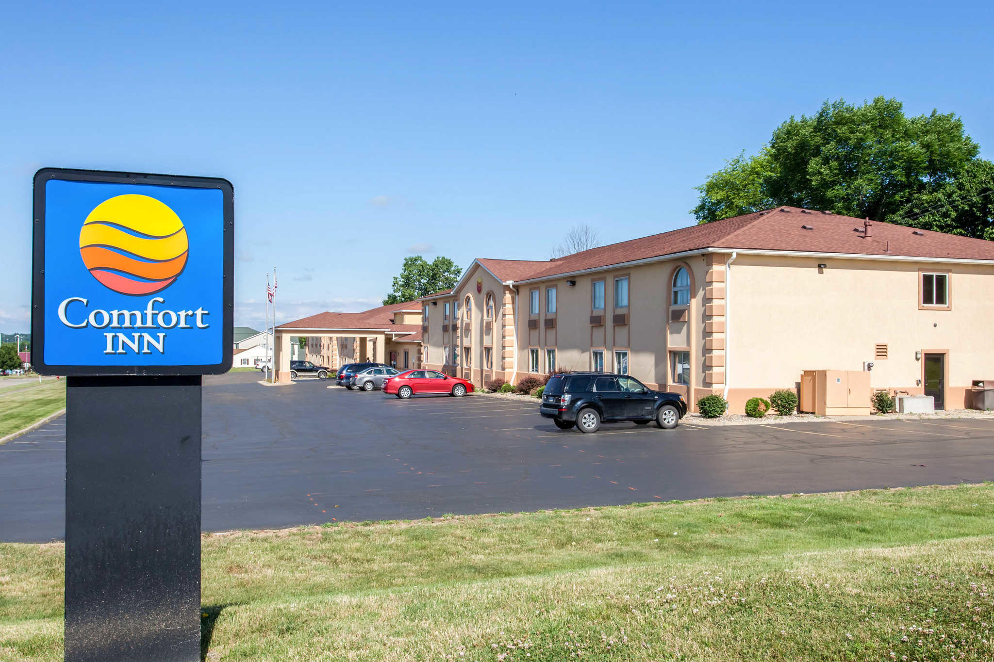 Comfort Inn In Seville Oh 330 769 4