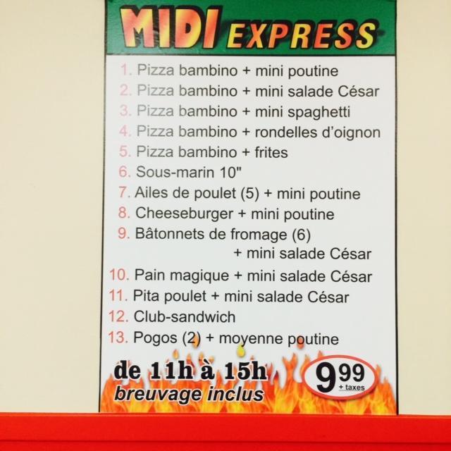Pizza Sema Express