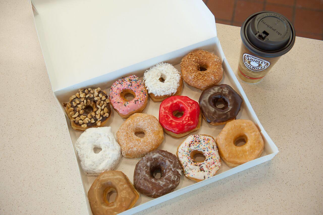 shipley donuts coupon