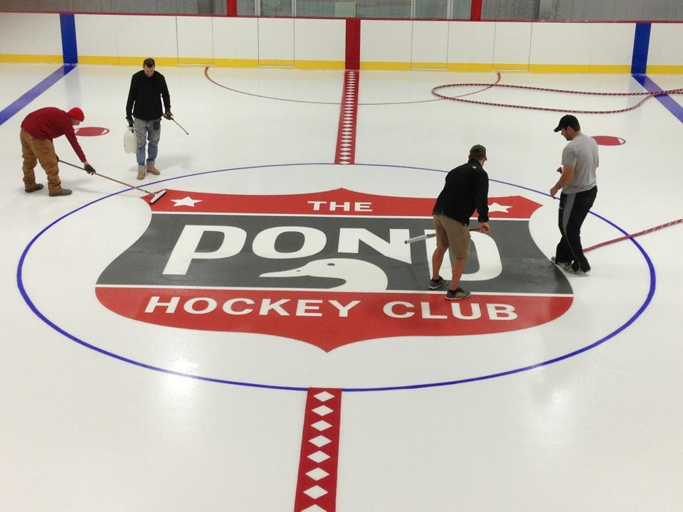 The pond hockey club coupons near me in austin 8coupons for Pond equipment near me