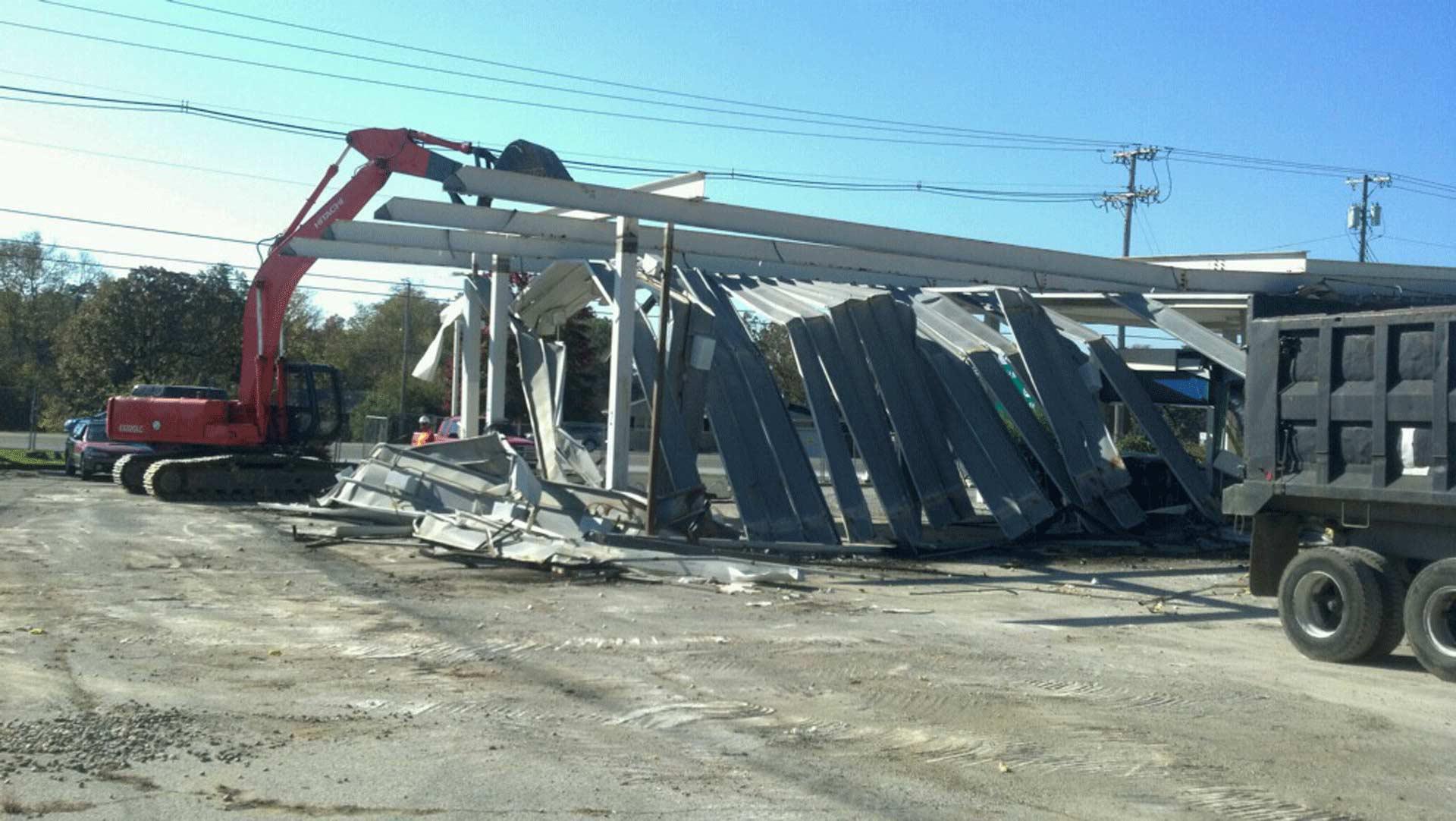 Franklin & Leonhardt Demolition