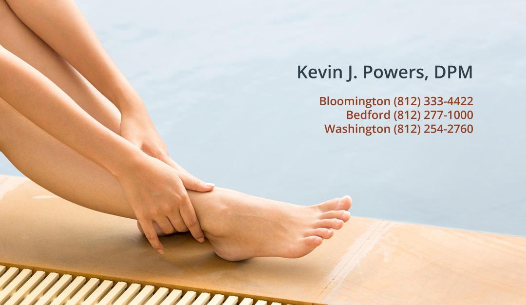 Kevin J. Powers, DPM image 1