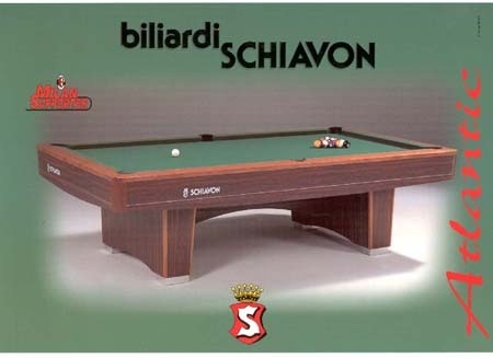 Biliardi Schiavon