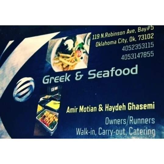 Greek & Seafood