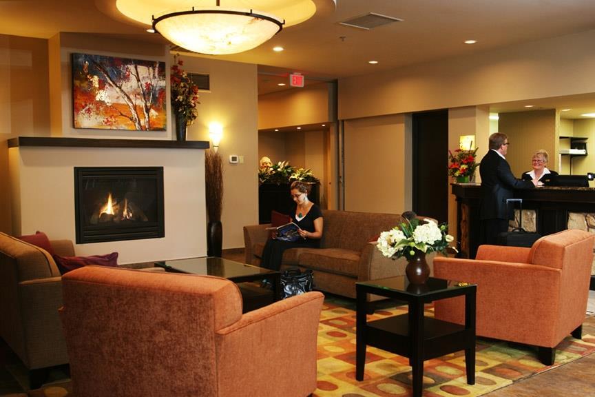 Best Western Seven Oaks Inn in Regina: Lobby