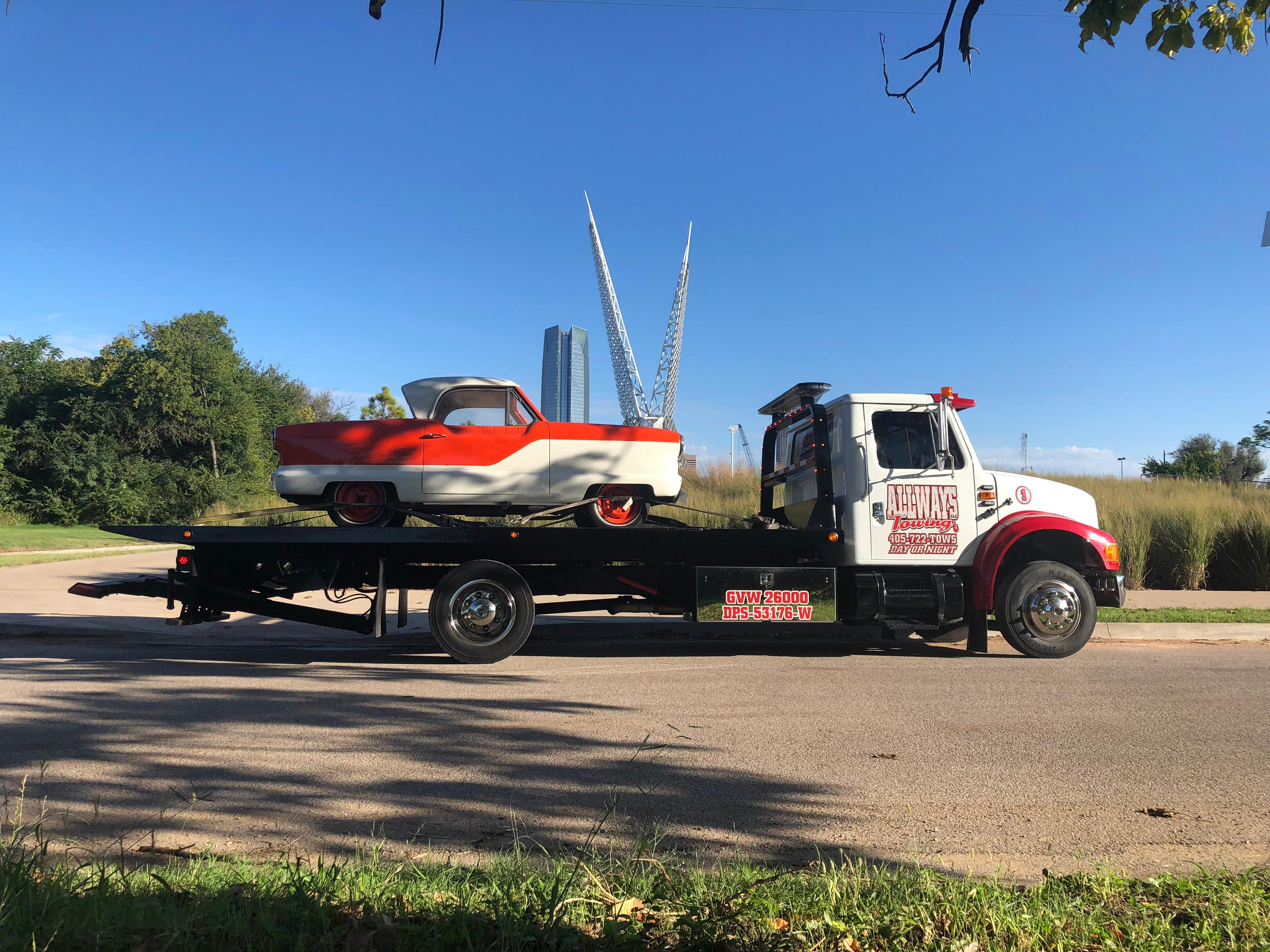 Allways Towing image 0