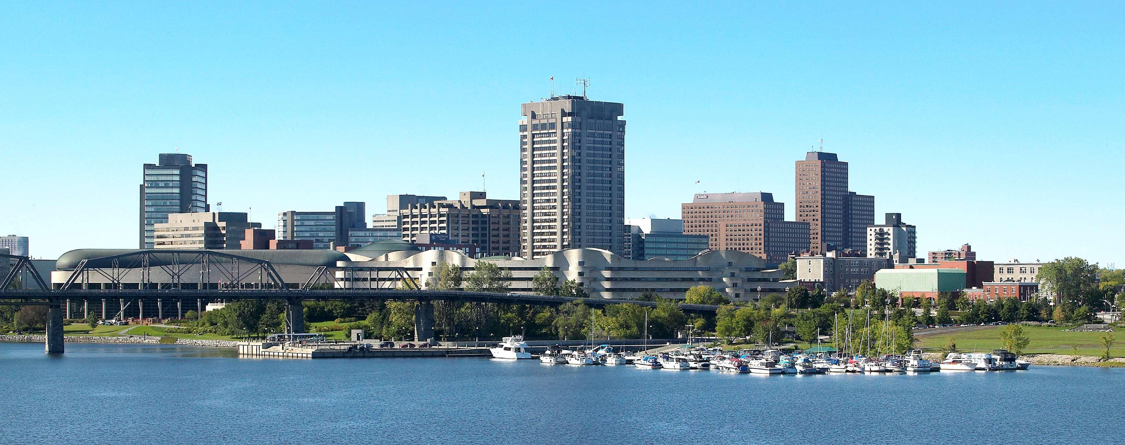Four Points by Sheraton Hotel & Conference Centre Gatineau-Ottawa à Gatineau: View 1