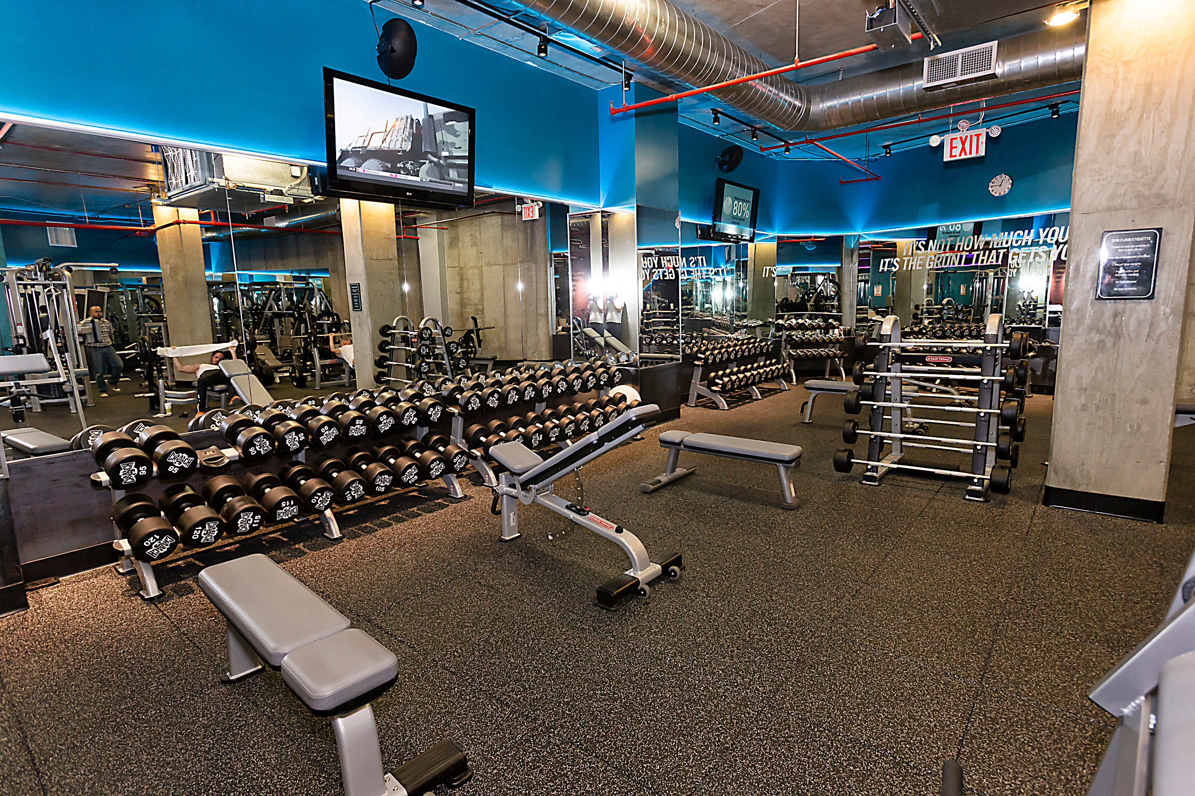 LA Fitness is a health and fitness chain operating in the United States and Canada, with more than locations across those two countries. Since the center was established in it has grown in popularity because of its state of the art facilities and affordable membership fees.