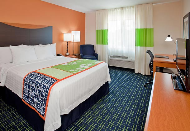 Fairfield Inn & Suites by Marriott Houston I-45 North image 15