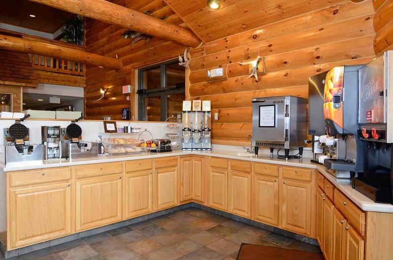 Best Western Northwoods Lodge - ad image