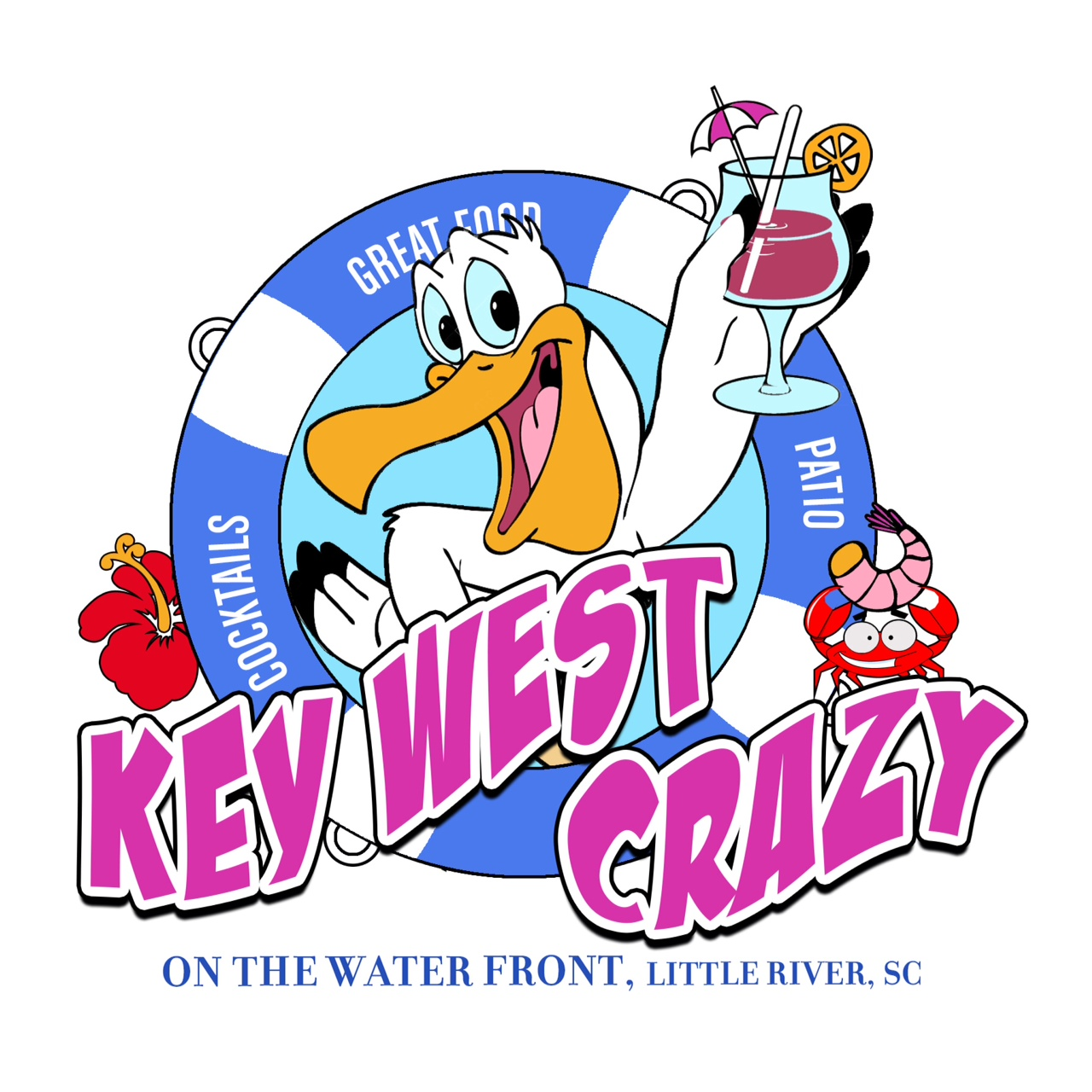 Key West Crazy Waterfront Restaurant & Bar