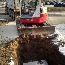 Denny's Excavating Inc image 3