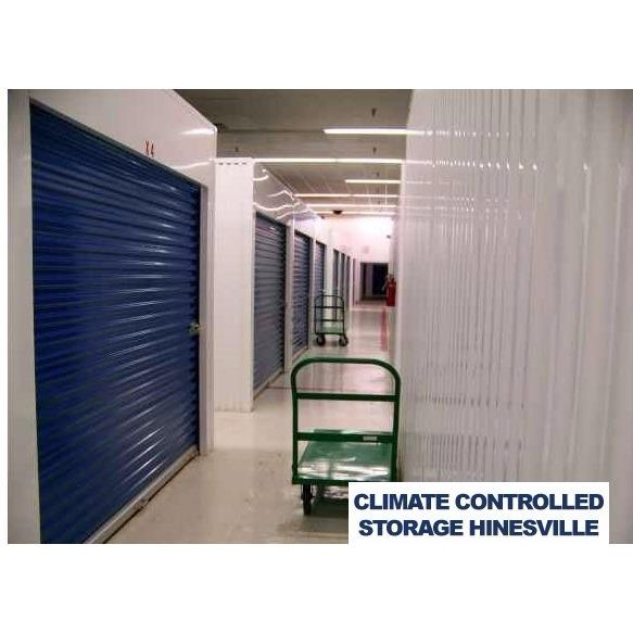 Climate Controlled Storage Hinesville