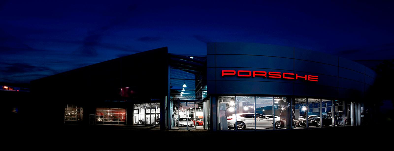 Bild der Porsche Zentrum Altötting