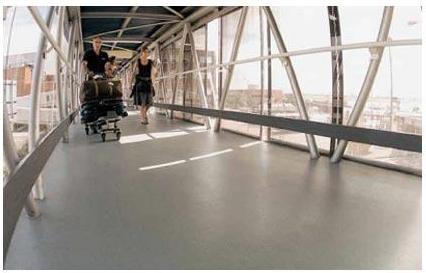 Marmoleum Flooring 4