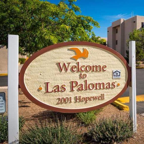 Las Palomas Apartments