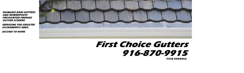First Choice Gutters image 3
