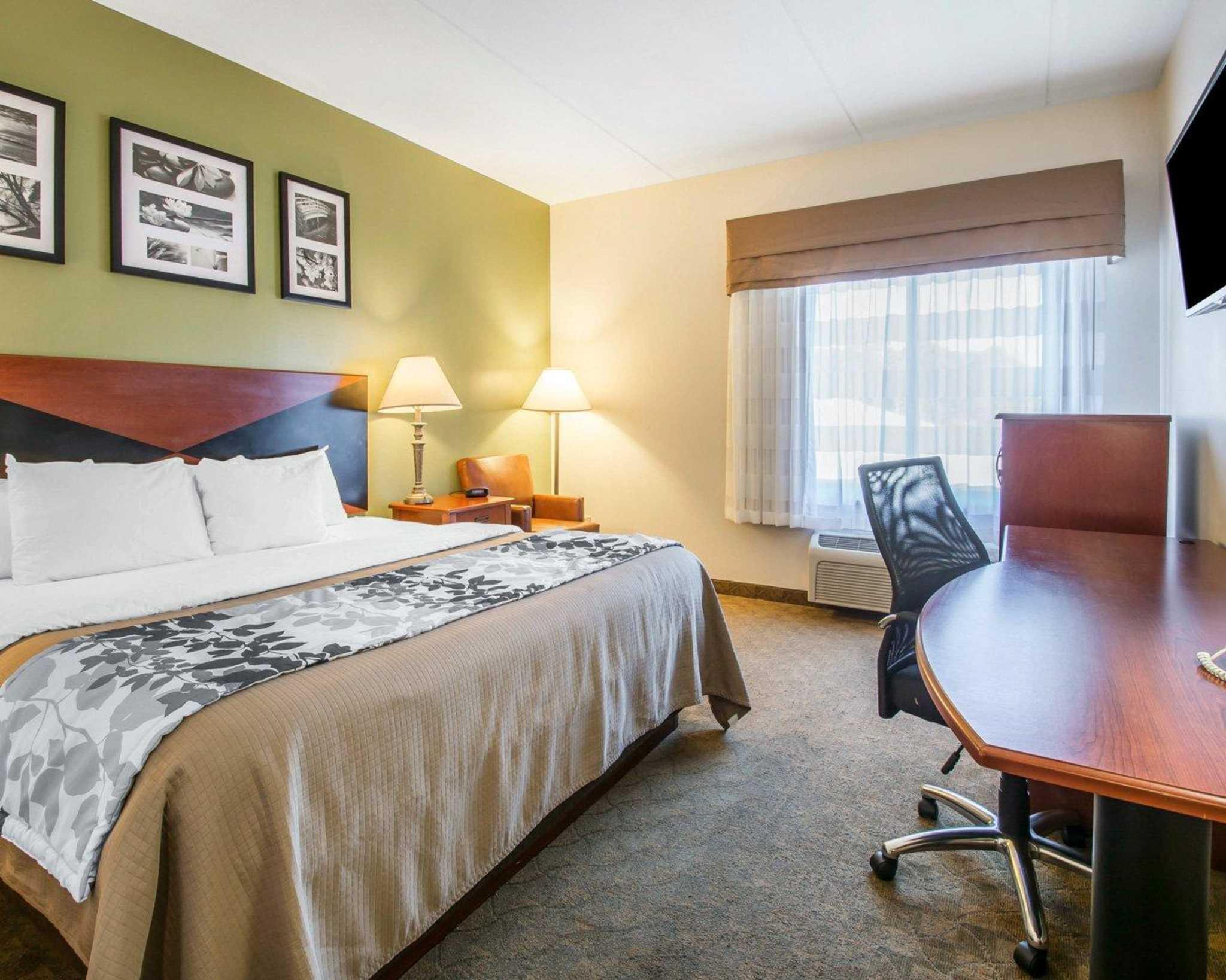 Sleep Inn & Suites image 3