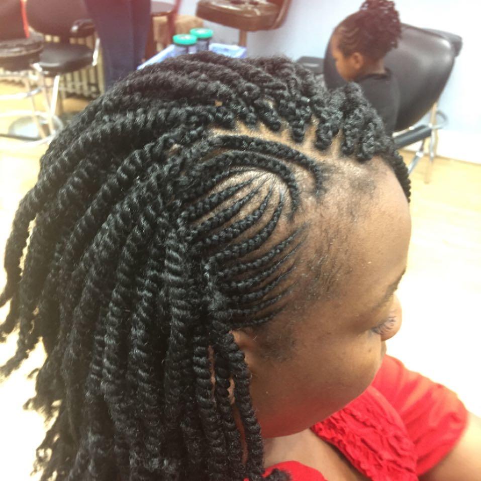 Aisha Hair Braiding image 8