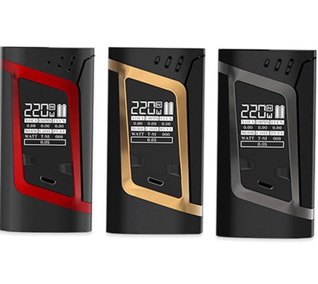 East Coast Distribution - VapeCity à St John's: Alien 220 watt mod and full kits at ECD. www.eastcoastdistribution.net. FREE shipping on all orders over $100 throughout Canada.