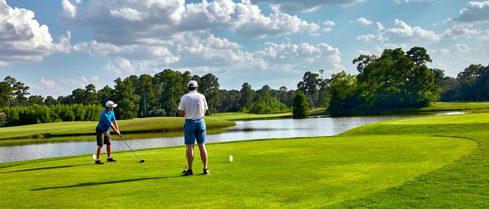 The Golf Trails at The Woodlands image 0