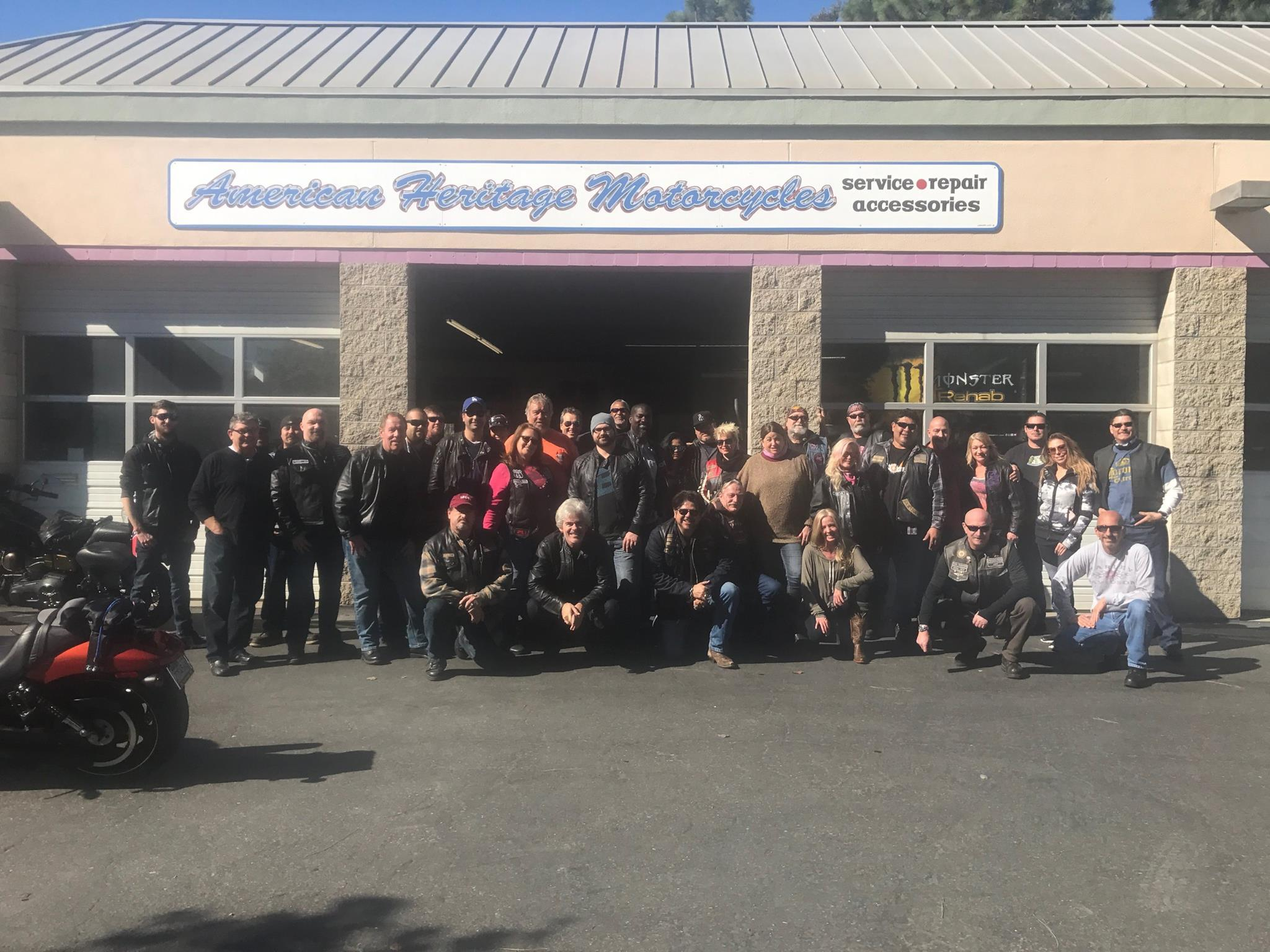 American heritage motorcycle service in ventura ca 805 for Motor scooter store near me