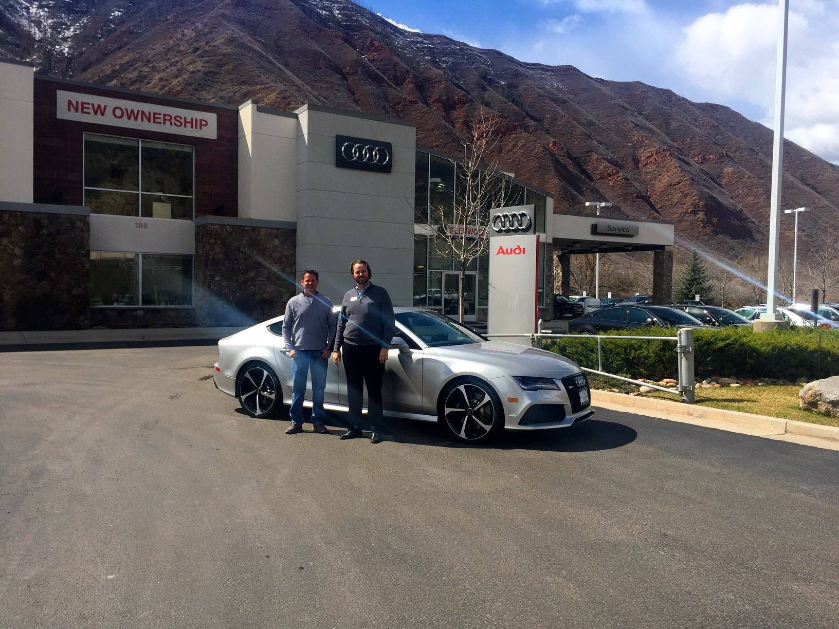 Glenwood AudiAudi Glenwood Springs Glenwood Springs CO Business - Glenwood audi