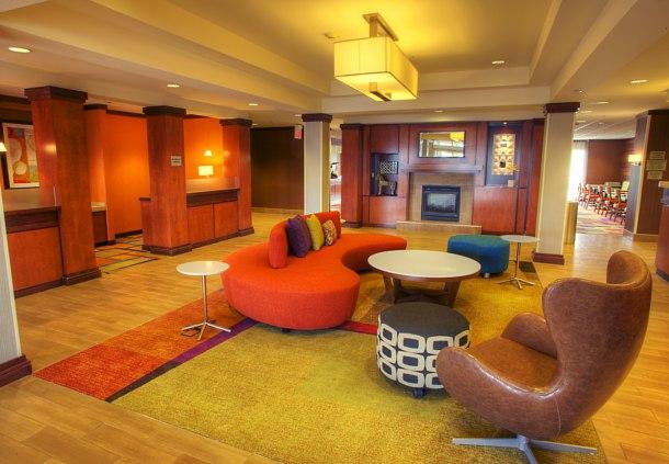 Fairfield Inn Suites By Marriott Rapid City In Rapid City Sd 57703 Citysearch