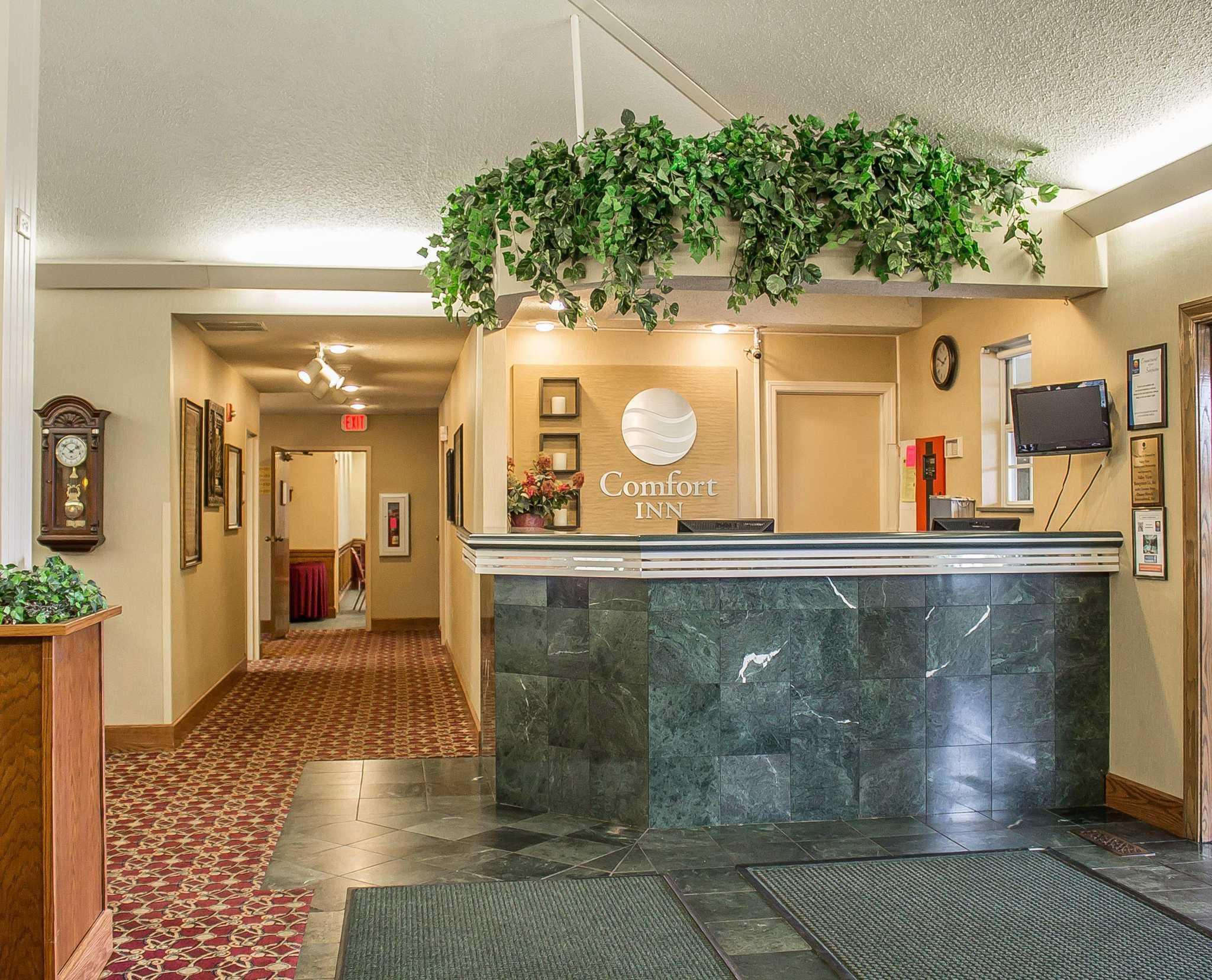 Comfort Inn Splash Harbor image 22