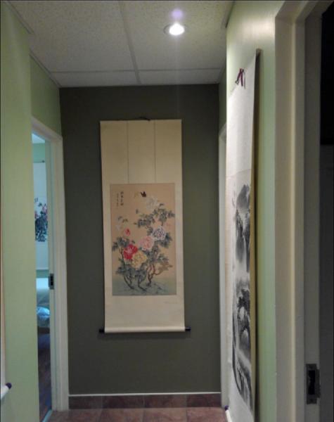 A1 Clinique Chinoise d'Acupuncture Massothérapie et Herbologie de Montréal à Montréal: hall of clinic