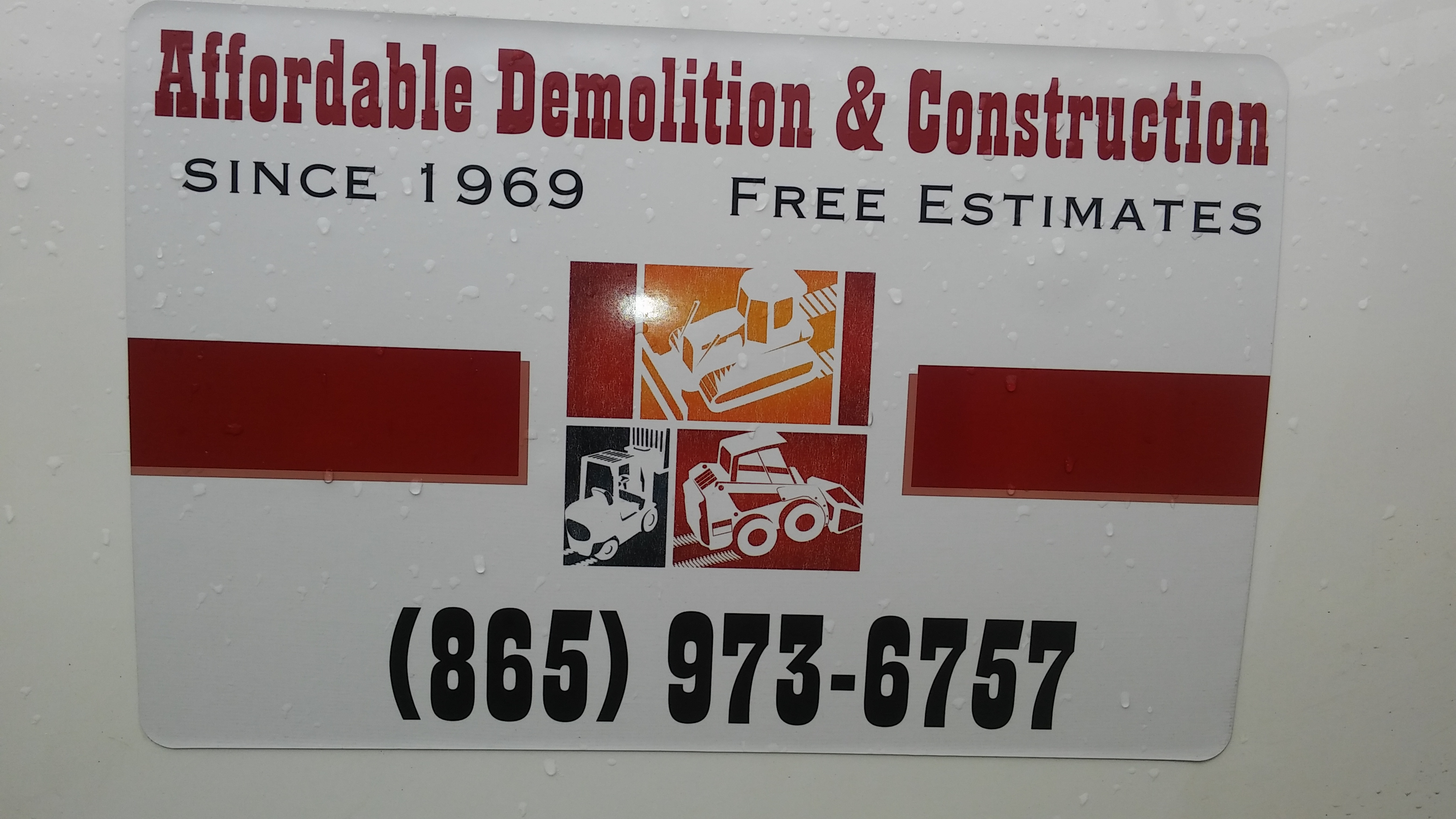 Affordable Demolition Construction Llc Knoxville Tn