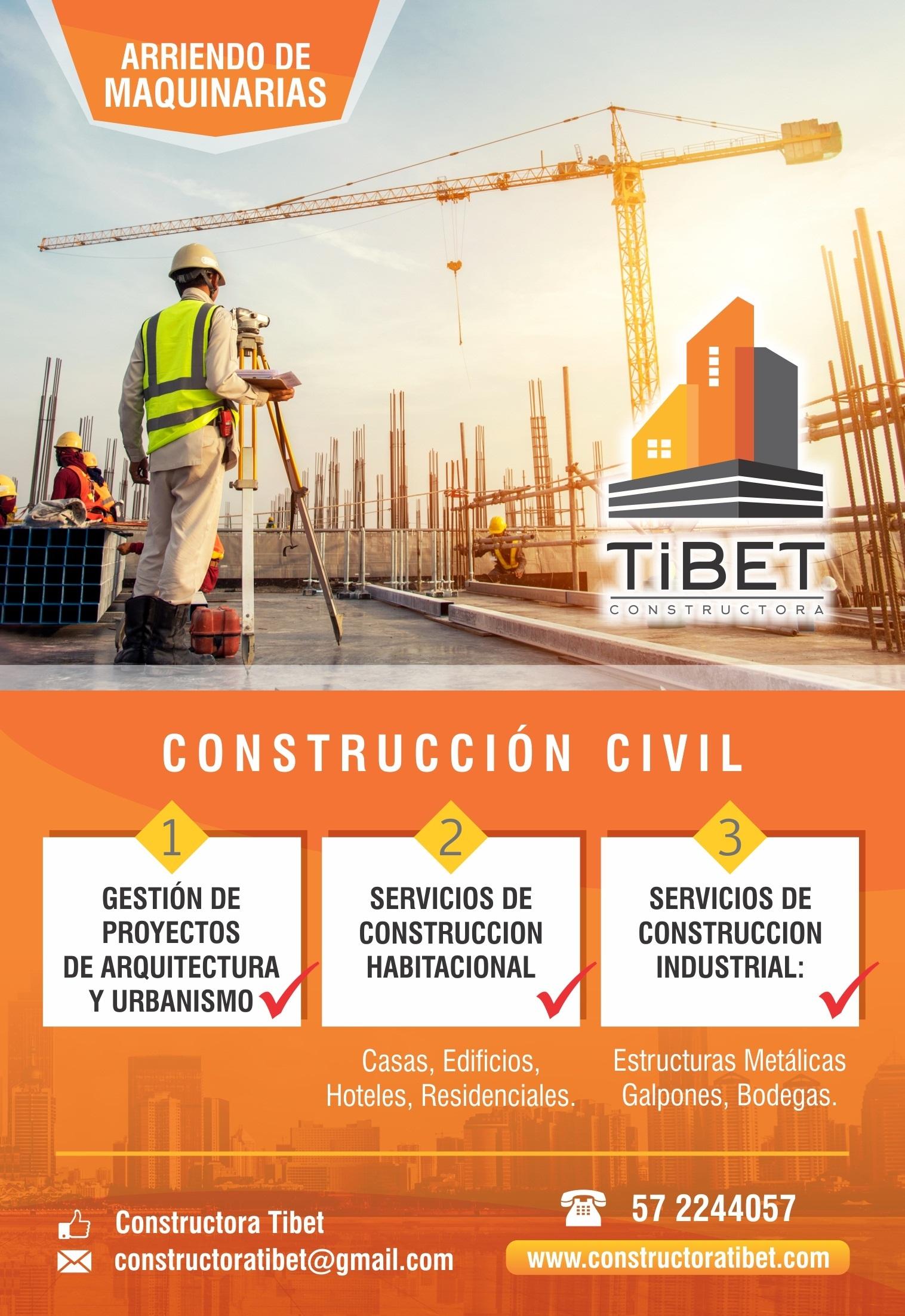CONSTRUCTORA TIBET