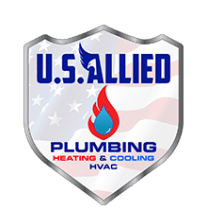 US Allied Plumbing and HVAC Logo