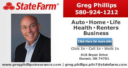 Greg Phillips - State Farm Insurance Agent image 0